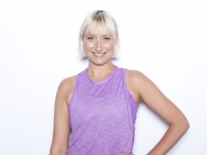 Coralie Sleap, Yoga Instructor at Time + Space yoga